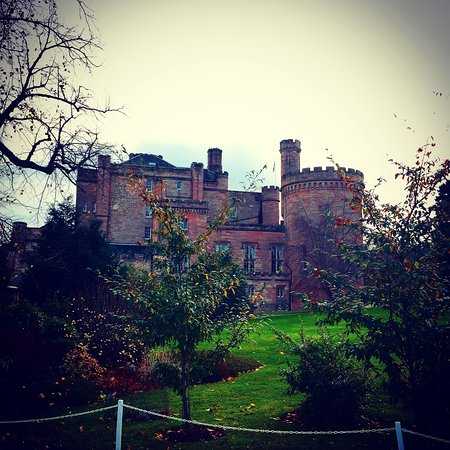Bonnyrigg, UK: Dalhousie Castle