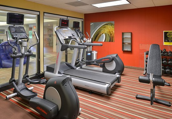 Rock Hill, Carolina del Sur: Fitness Center