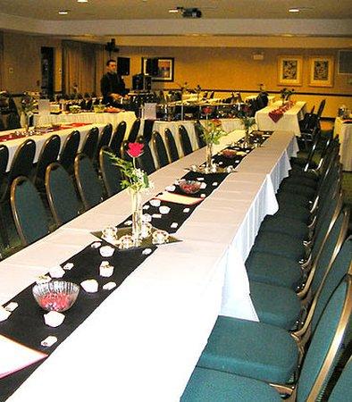 ซาลินา, แคนซัส: Banquet Set-up