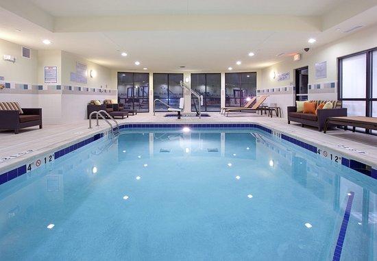 Casper, WY: Indoor Pool & Spa
