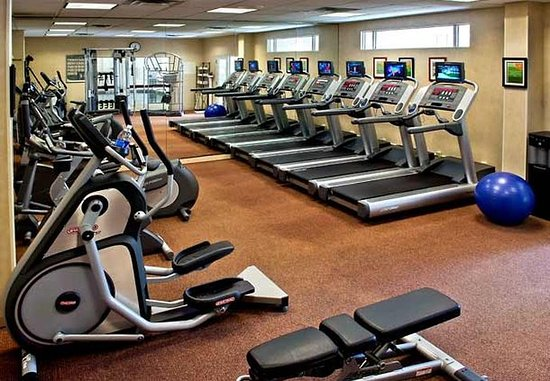 Basking Ridge, Nueva Jersey: Fitness Center