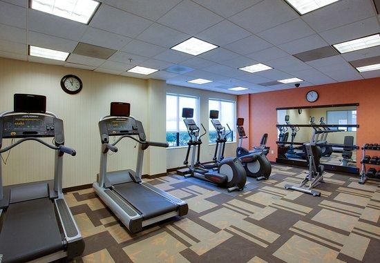 Farmingdale, État de New York : Fitness Center