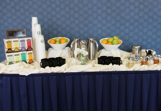 Moorhead, MN: Conference Center Coffee Break