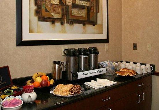 Warwick, RI: Coffee Break