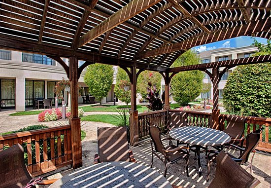 Wall Township, Nueva Jersey: Outdoor Gazebo Seating Area