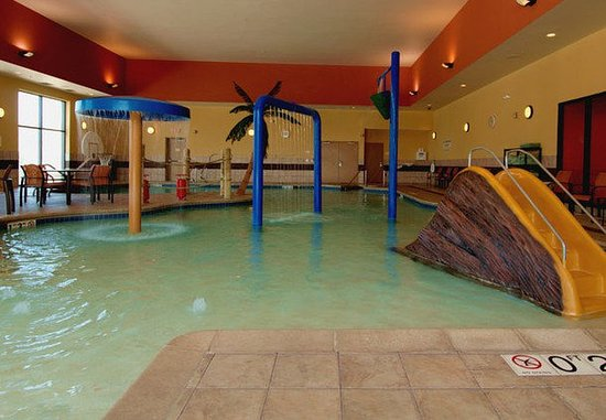 Middleton, WI: Children's Indoor Pool