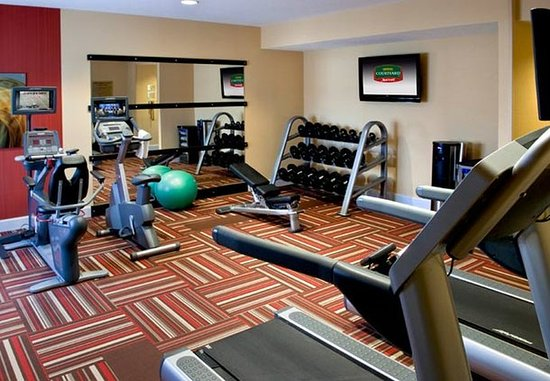 Lebanon, NJ: Fitness Center