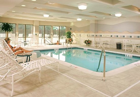 Middletown, Νέα Υόρκη: Indoor Pool