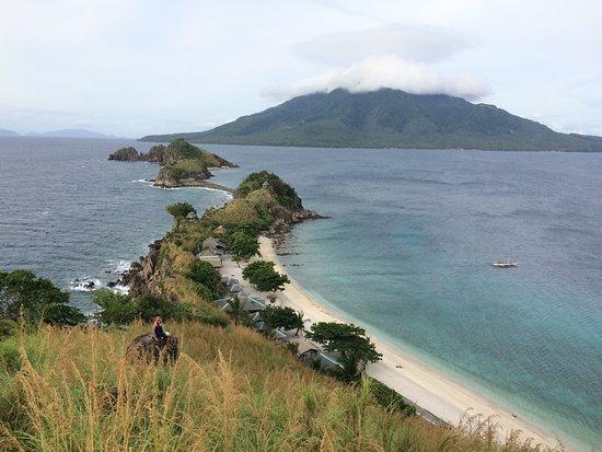 Sambawan Island: Sambawan before sunset