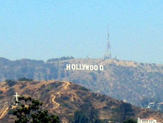 Hollywood: les lettres mythiques