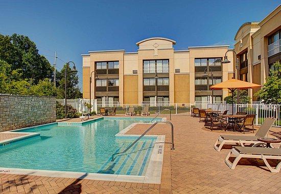 Montvale, نيو جيرسي: Outdoor Pool