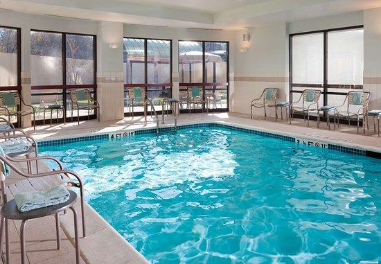 Annapolis Junction, Μέριλαντ: Indoor Pool