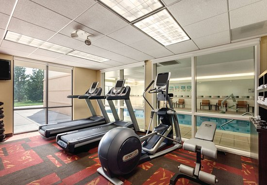 Junction City, KS: Fitness Center