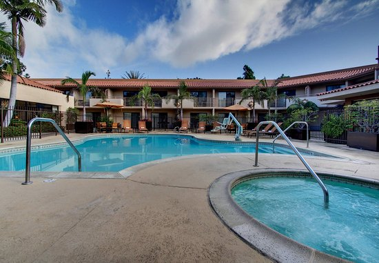 Solana Beach, CA: Outdoor Pool & Spa