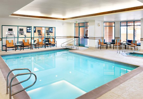 Pleasant Hill, Californië: Indoor Pool