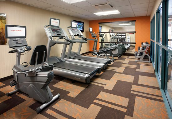 Pleasant Hill, CA: Fitness Center