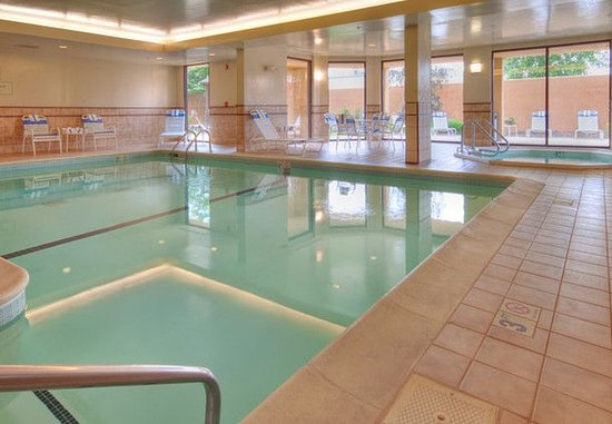 Kokomo, IN: Indoor Pool