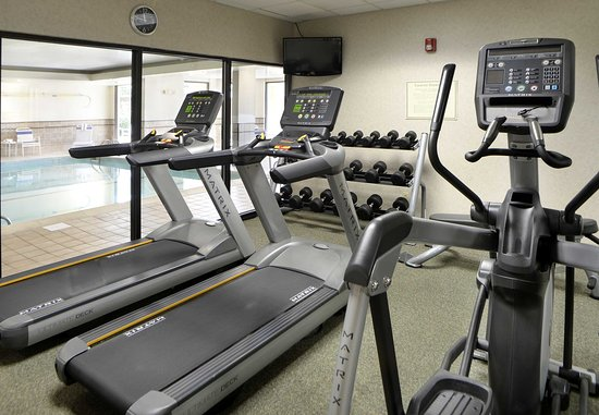 Kokomo, IN: Fitness Center
