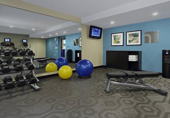 Fairfield Inn Portland Maine Mall: Fitness Center