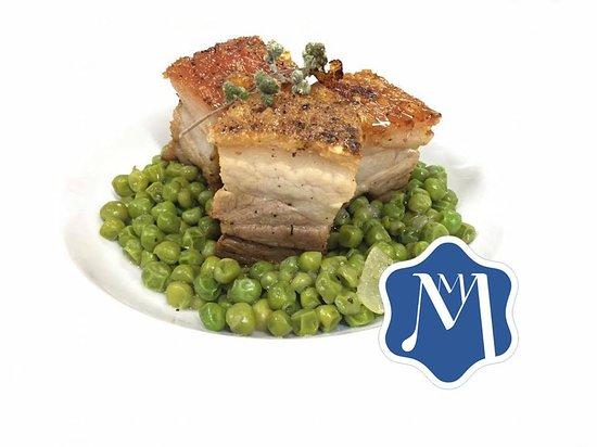 Montalto di Castro, Italien: Menu di carne