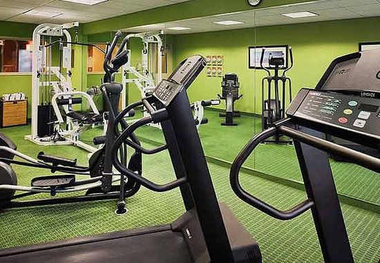 American Canyon, Californie : Fitness Room