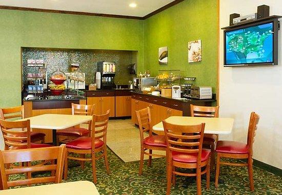 Exton, Pennsylvanie : Breakfast Area