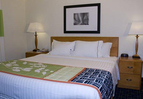 Anderson, Carolina del Sur: King Guest Room