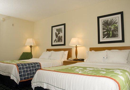 Anderson, Carolina del Sur: Double/Double Guest Room
