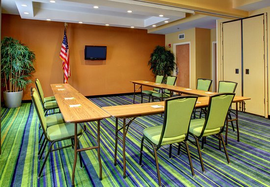 Fairfield Inn Asheville Airport: Biltmore Meeting Room - U-Shape Setup