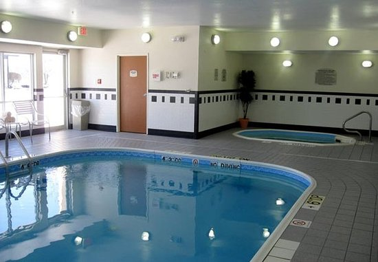 Bourbonnais, Ιλινόις: Indoor Pool & Spa
