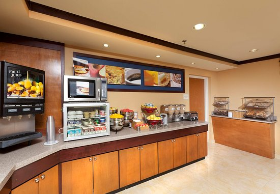 Lexington Park, MD: Breakfast Bar