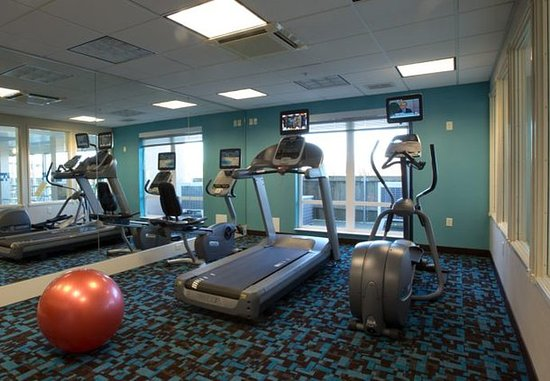 Burlington, WA: Fitness Center