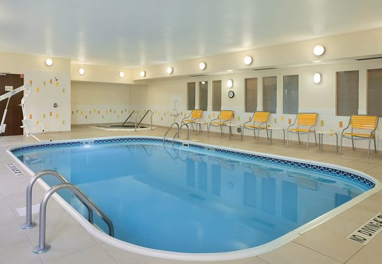 Mansfield, OH: Indoor Pool