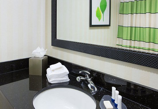 Henrietta, Нью-Йорк: Guest Bathroom
