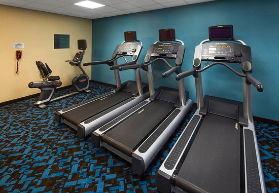 Rancho Cordova, CA: Fitness Center