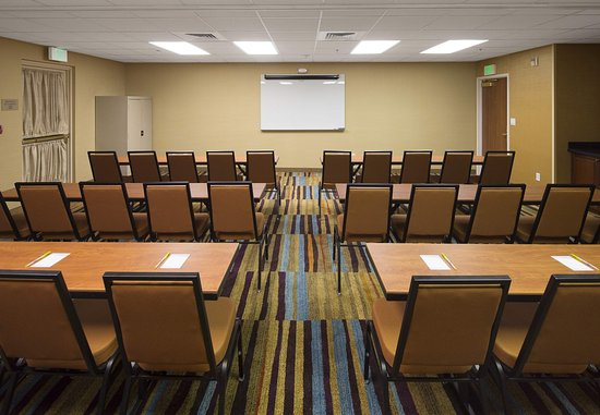 Rancho Cordova, Califórnia: Meeting Room - Classroom Setup