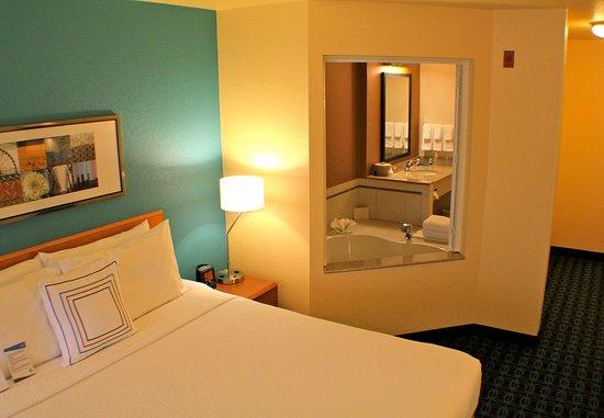 Yakima, WA: King Spa Guest Room