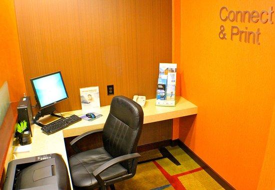 Γιακίμα, Ουάσιγκτον: Business Center