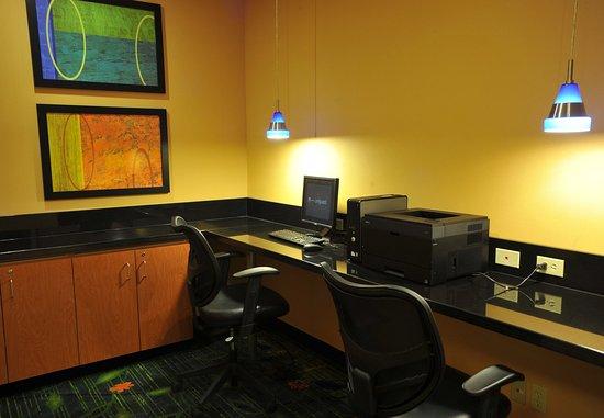 Stillwater, OK: Business Center