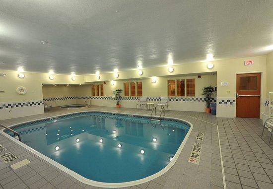 Stillwater, OK: Indoor Pool & Spa