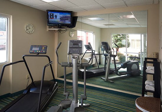 Hickory, North Carolina: Fitness Center