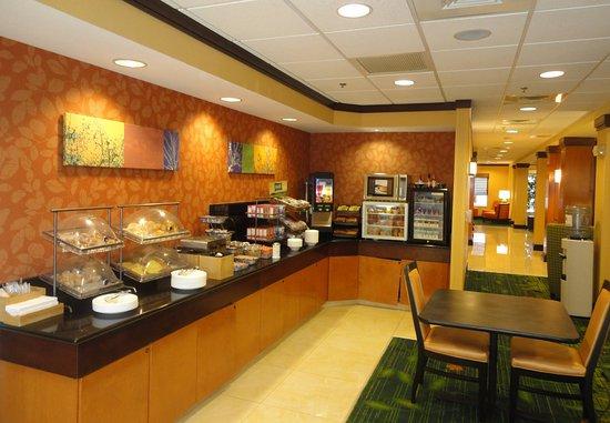 Archdale, Karolina Północna: Breakfast Area