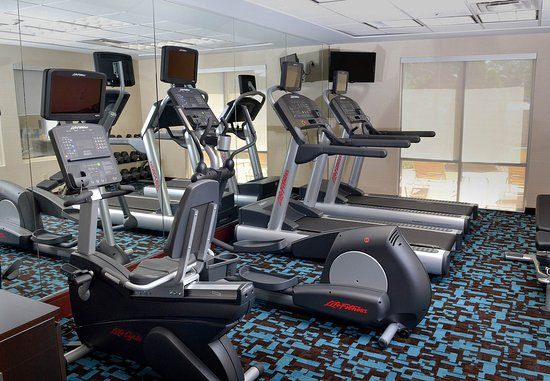 เอฟฟิงแฮม, อิลลินอยส์: Fitness Center