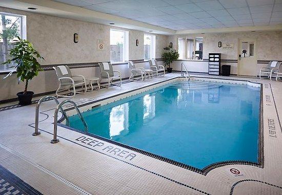 Oakville, Canada: Indoor Pool