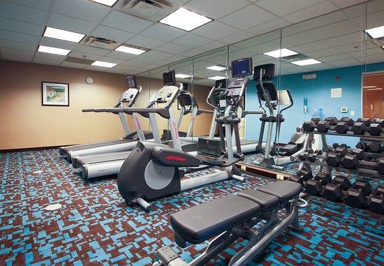 Cordele, GA: Fitness Center