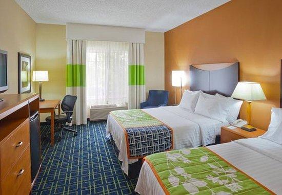 Бивертон, Орегон: Queen/Queen Guest Room