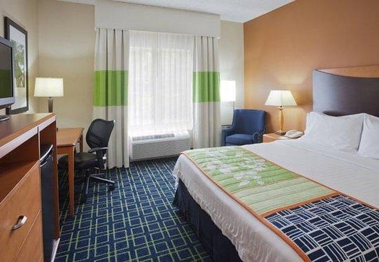 Бивертон, Орегон: King Guest Room