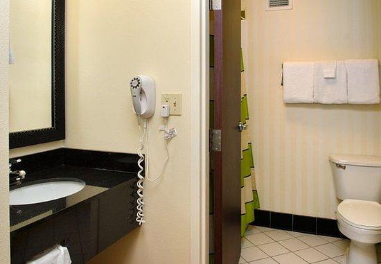 Fenton, Μιζούρι: Guest Bathroom