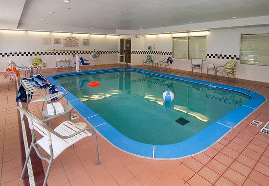 Fenton, Μιζούρι: Indoor Pool