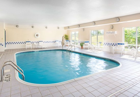 Mankato, MN: Indoor Pool